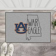 Auburn Tigers Southern Style Starter Rug
