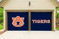 Auburn Tigers Split Garage Door Banner
