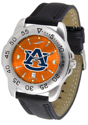Auburn Tigers Sport AnoChrome Men's Watch