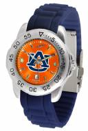 Auburn Tigers Sport Silicone Men's Watch