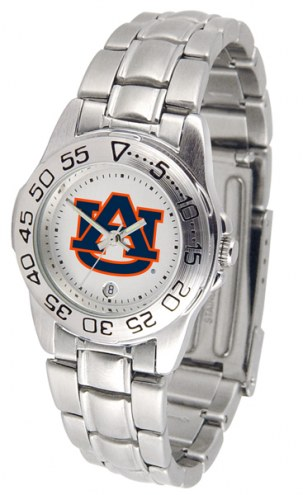 Auburn Tigers Sport Steel Women's Watch