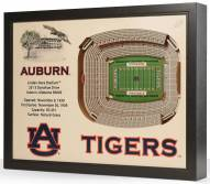 Auburn Tigers 25-Layer StadiumViews 3D Wall Art