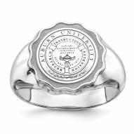 Auburn Tigers Sterling Silver Seal Ring