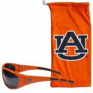 Auburn Tigers Sunglasses and Bag Set
