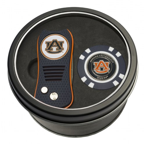 Auburn Tigers Switchfix Golf Divot Tool & Chip