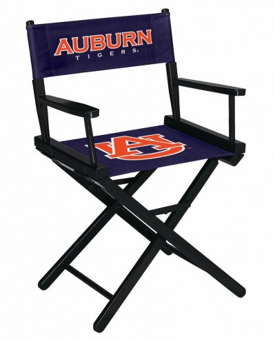 Auburn Tigers Table Height Director's Chair