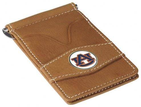 Auburn Tigers Tan Player's Wallet