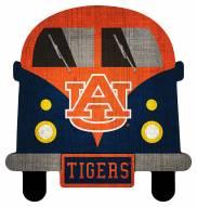 Auburn Tigers Team Bus Sign