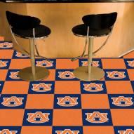 Auburn Tigers Team Carpet Tiles