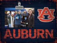 Auburn Tigers Team Name Clip Frame
