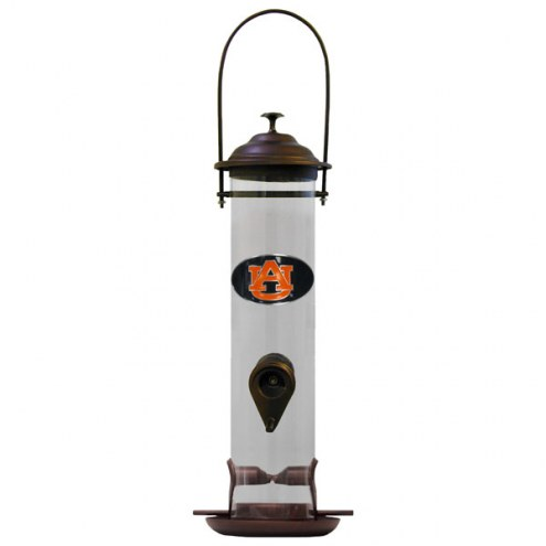 Auburn Tigers Thistle Bird Feeder
