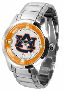 Auburn Tigers Titan Steel Men's Watch