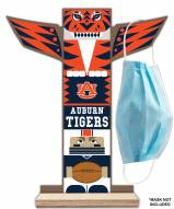 Auburn Tigers Totem Mask Holder