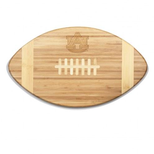 Auburn Tigers Touchdown Cutting Board