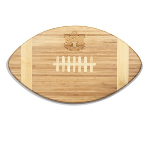 Auburn Tigers Touchdown Cutting Board