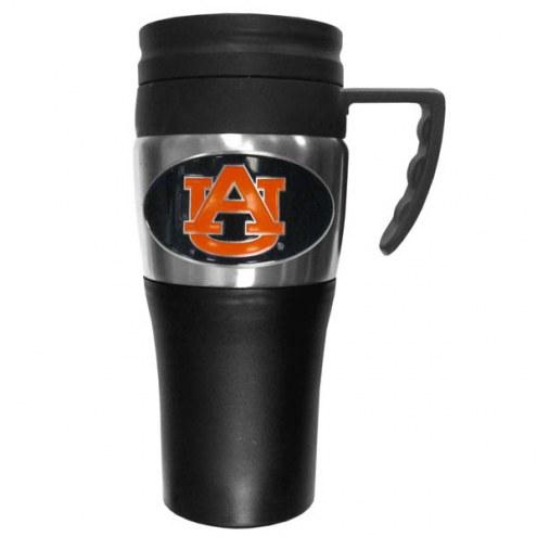 Auburn Tigers Travel Mug w/Handle