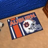 Auburn Tigers Uniform Inspired Starter Rug