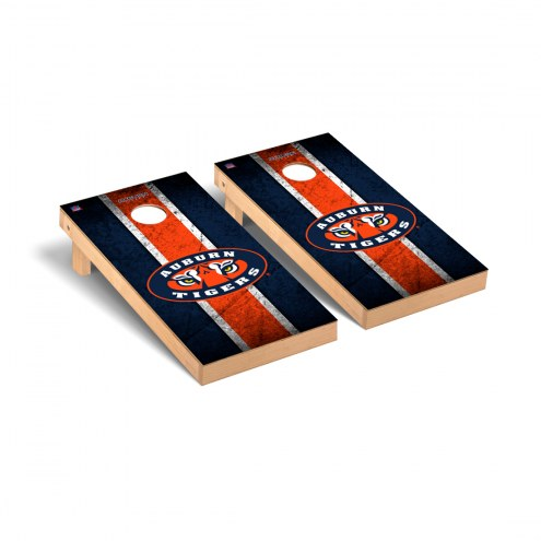 Auburn Tigers Vintage Cornhole Game Set
