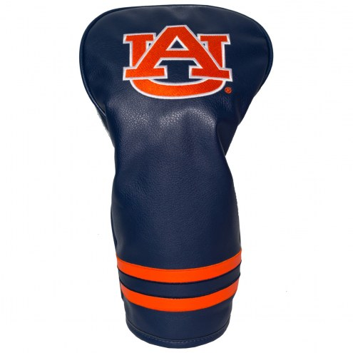 Auburn Tigers Vintage Golf Driver Headcover