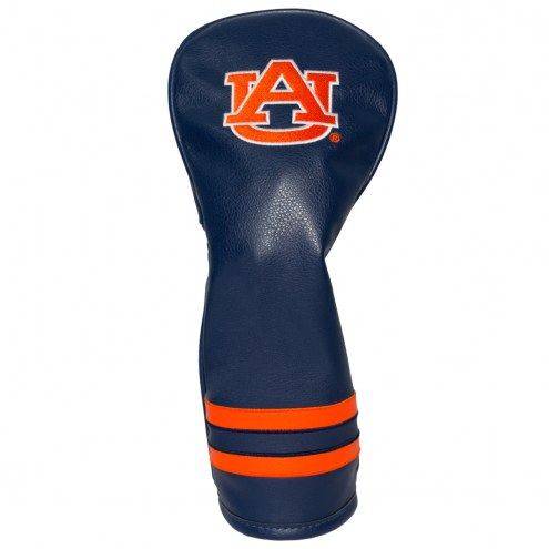 Auburn Tigers Vintage Golf Fairway Headcover