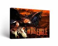 Auburn Tigers War Eagle Canvas Wall Art