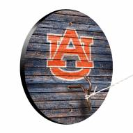 Auburn Tigers Weathered Design Hook & Ring Game