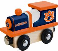 Auburn Tigers Wood Toy Train