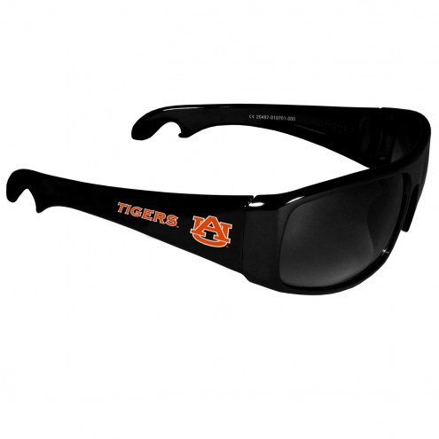 Auburn Tigers Wrap Bottle Opener Sunglasses