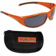 Auburn Tigers Wrap Sunglasses and Case Set