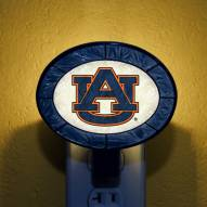 Auburn Tigers NCAA Stained Glass Night Light