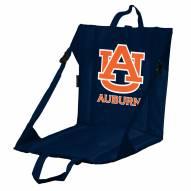 Auburn Tigers Navy Stadium Seat