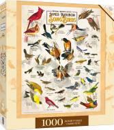 Audubon Songbirds 1000 Piece Puzzle