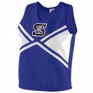Augusta Girls Cheerleading Explosion Shell Top