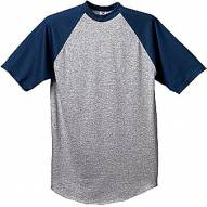 Augusta Short Sleeve Raglan Men's Custom Baseball Jersey