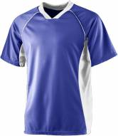 Augusta Youth Wicking V-Neck Soccer Jersey