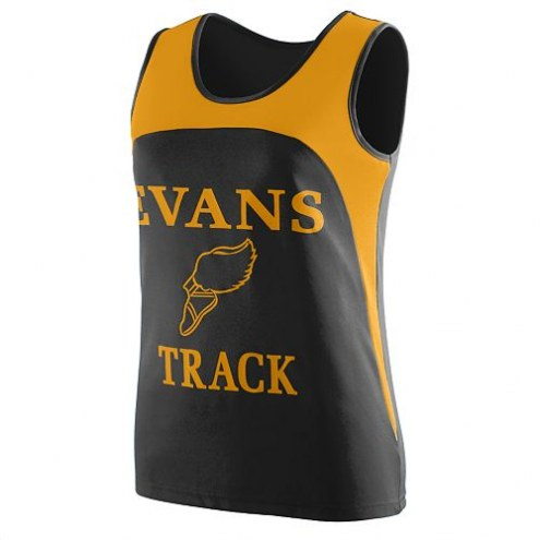 Augusta Track and Field Women's Velocity Track Jersey