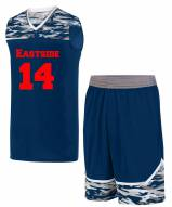 Augusta Youth Mod Camo Custom Basketball Uniform