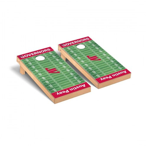 Austin Peay State Governors Football Field Cornhole Game Set