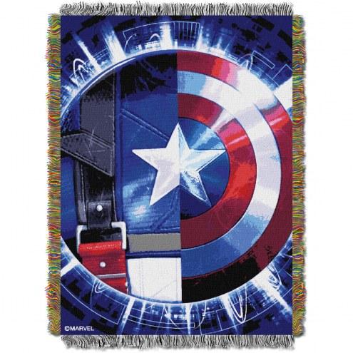 Avengers Star Agent Throw Blanket