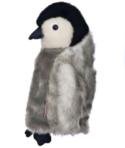 Baby Emperor Penguin Hybrid/Utility Golf Club Headcover