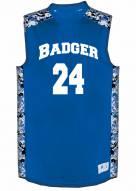 Badger Adult Digital Camo Attack Custom Basketball Jersey