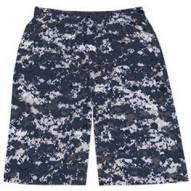 Badger Sport Adult Digital Camo Shorts