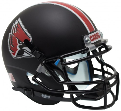 Ball State Cardinals Alternate 1 Schutt Mini Football Helmet