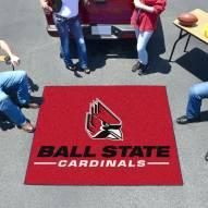 Ball State Cardinals Tailgate Mat