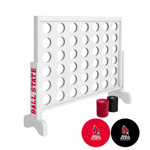 Ball State Cardinals Victory Connect 4