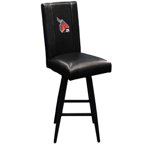 Ball State Cardinals XZipit Swivel Bar Stool 2000