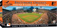 Baltimore Orioles 1000 Piece Panoramic Puzzle