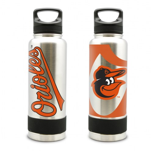 Baltimore Orioles 40 oz. Stainless Steel Water Bottle