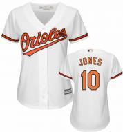 Baltimore Orioles Adam Jones Women's Replica Home Baseball Jersey