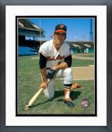 Baltimore Orioles Andy Etchebaren Posed Framed Photo